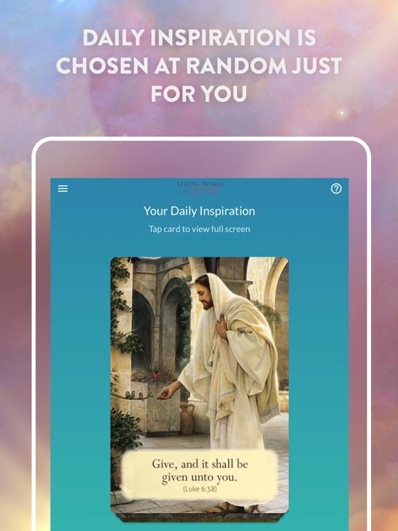 Loving Words from Jesus screenshot 7