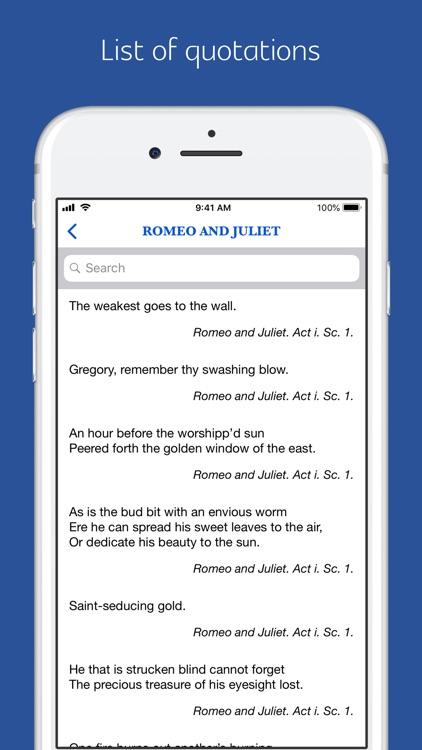 Familiar Quotations - Bartlett screenshot-3