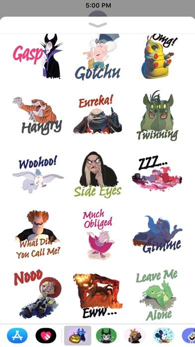 Disney Stickers: Halloween screenshot 5