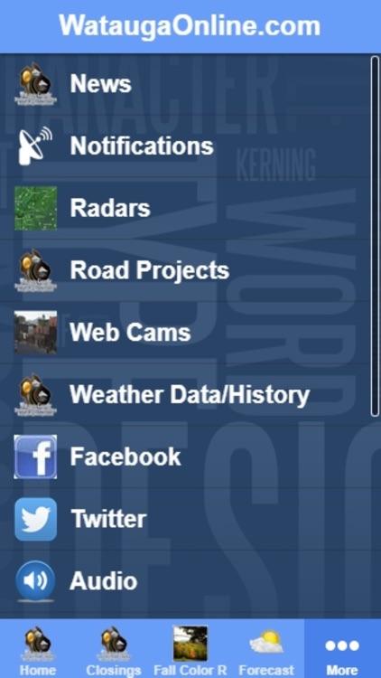 Watauga Roads & Weather