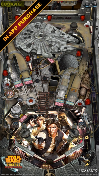Star Wars™ Pinball 7 screenshot1