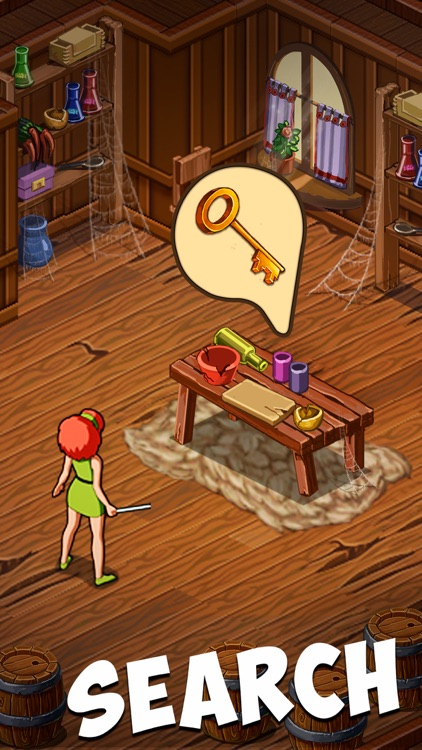 Ghost Town Adventures: Puzzle screenshot-0
