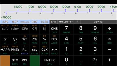 Calc 12e Rpn Financial review screenshots