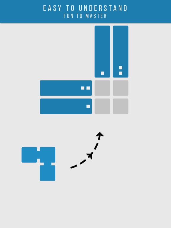 Screenshot #1 for Shapeuku - Shape Puzzle Game
