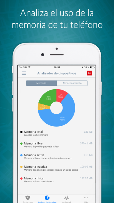 Screenshot for Avira Mobile Security in Colombia App Store