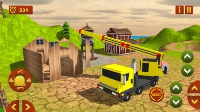 Jungle Hut Building & Crafting screenshot 4