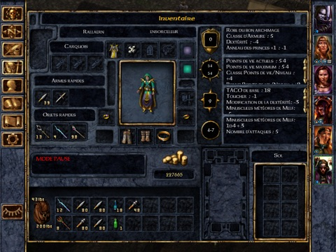 Screenshot #6 pour Baldur's Gate