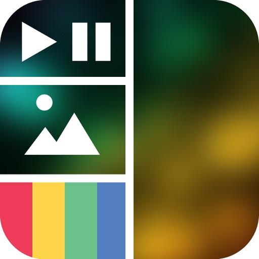 Vidstitch for Instagram - Video Frame Collage