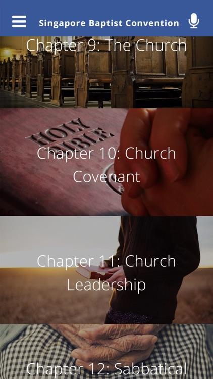 Singapore Baptist Convention screenshot-3