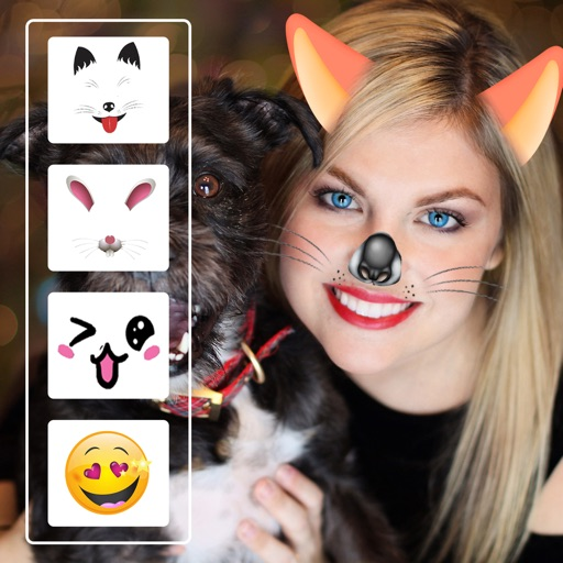 Cat Face Photo Editor