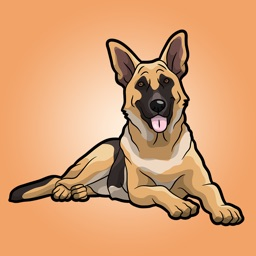 ShepMoji - German Shepherd Emoji & Sticker