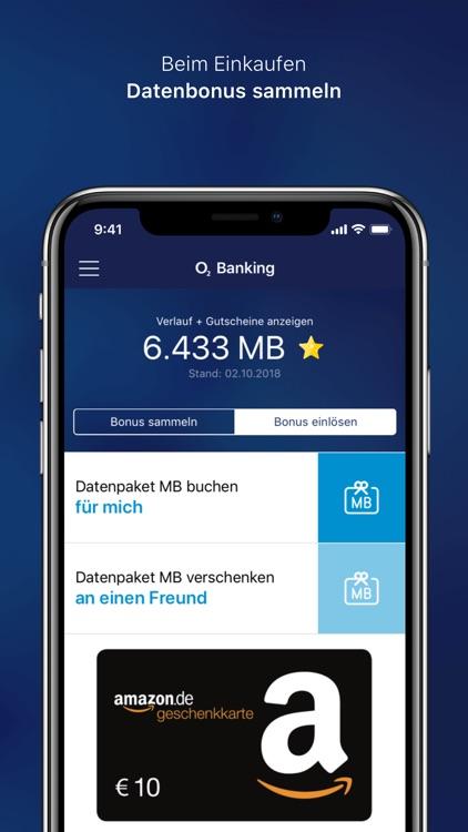o2 Banking screenshot-3