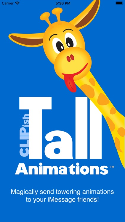 CLIPish Tall Animations screenshot-0