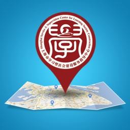 上海社区学习地图