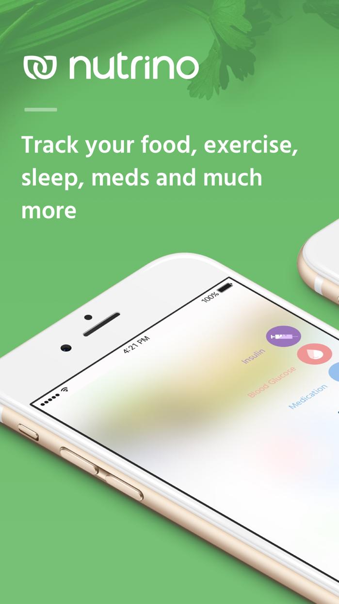 FoodPrint™ - Diet Meal Plan Screenshot