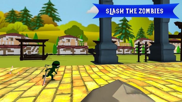 Ninja Run Impossible Track