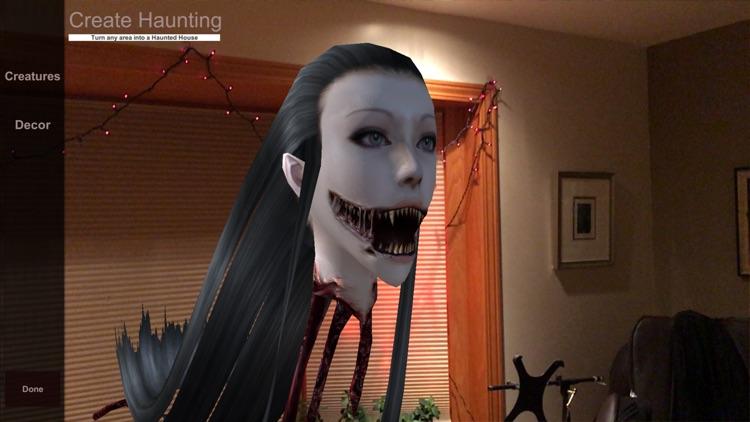 Haunted House Creator screenshot-0