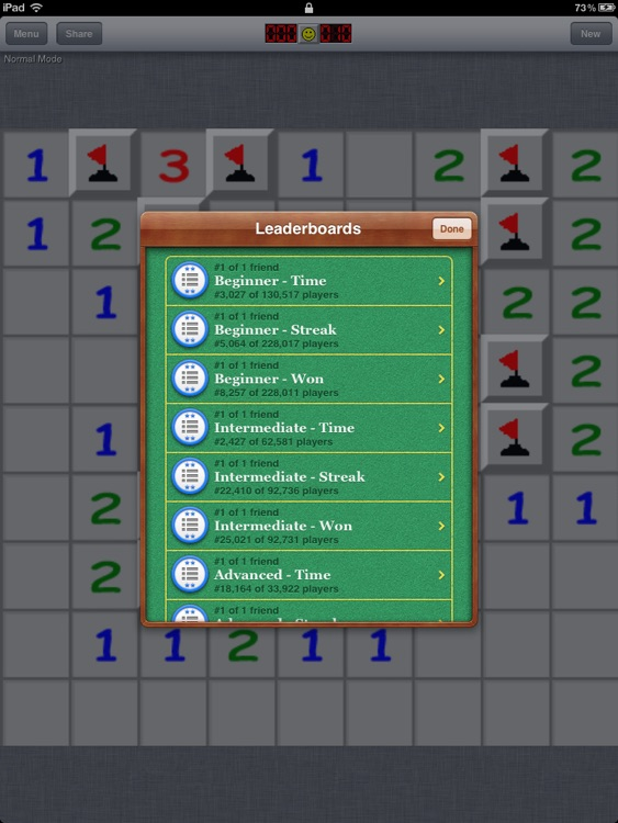 Minesweeper Q for iPad screenshot-4