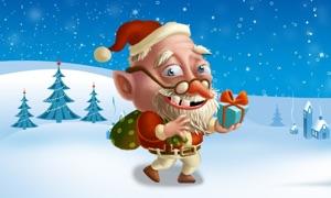 Santa Mannequin Challenge - Christmas for Kids