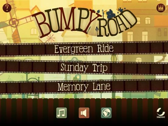 Bumpy Road Screenshots