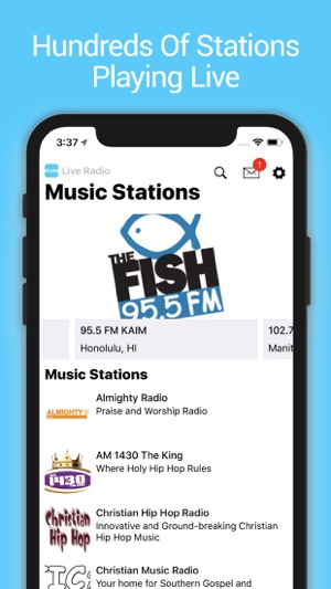 Christian Music and Talk Radio on the App Store