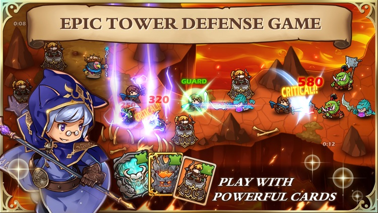 Defense Heroes screenshot-1