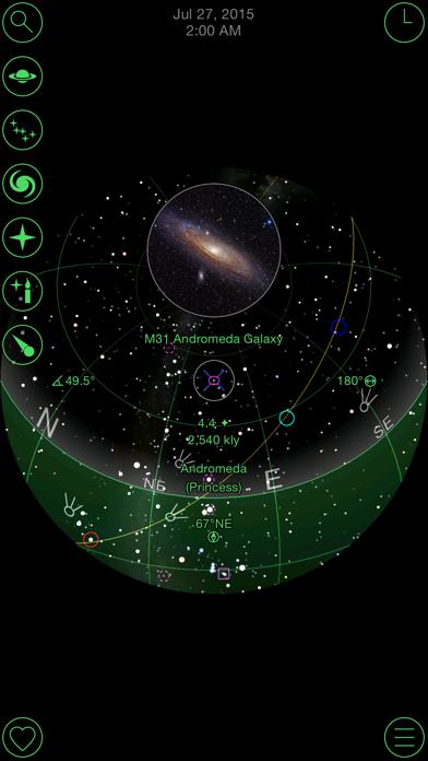 GoSkyWatch Planetarium screenshot three