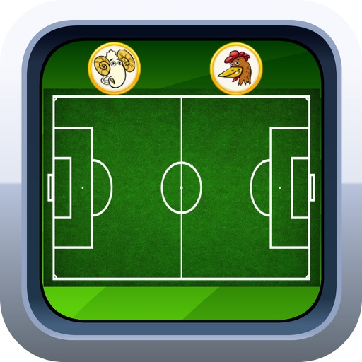Animals One Touch Soccer Game by Athiphat Tiahong