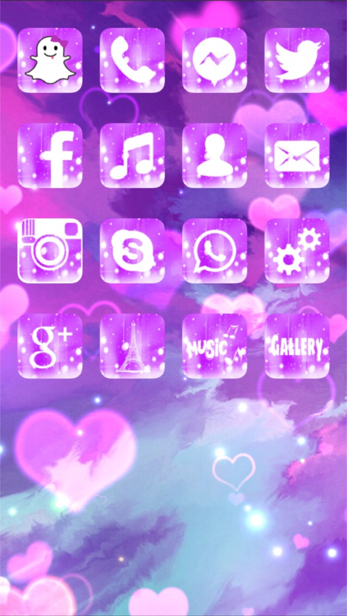CocoPPa - cute icon&wallpaper Screenshot