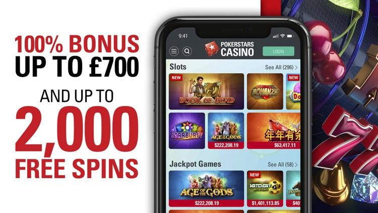 PokerStars Casino Games Online screenshot-6