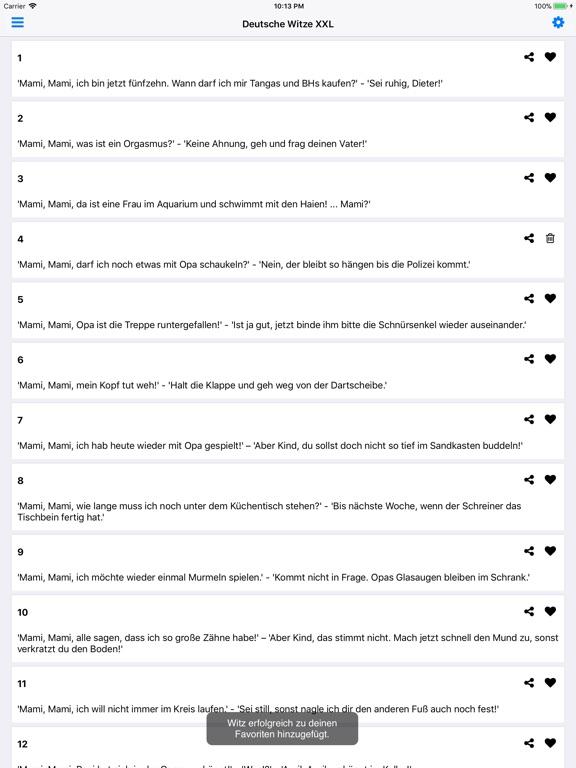 Deutsche Witze XXL - Revenue & Download estimates - Apple App Store ...