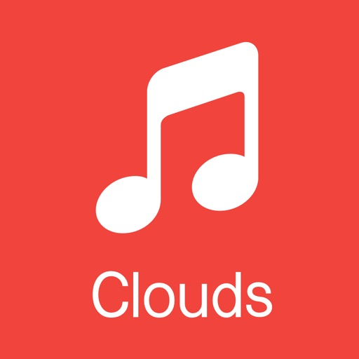 Unlimited Cloud Music Icon