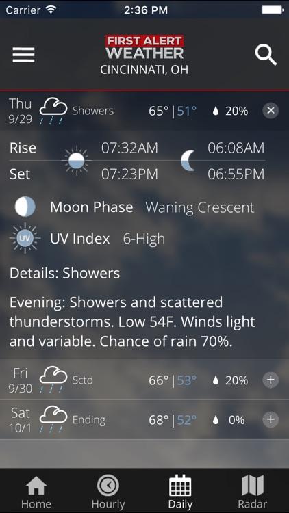 FOX19 First Alert Weather screenshot-3