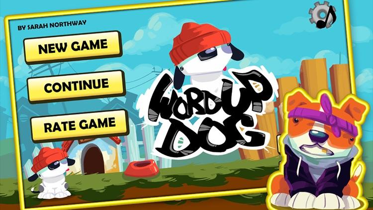 Word Up Dog screenshot-4