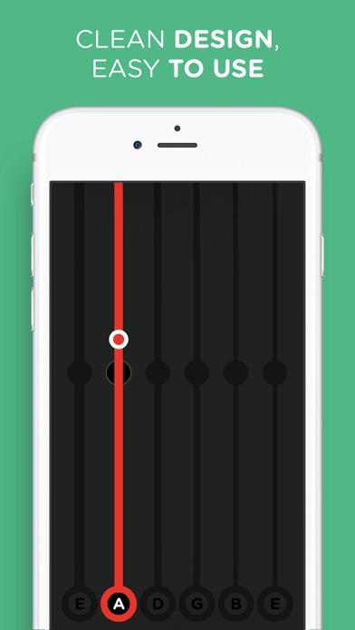 Karang – Tuner for Guitar screenshot four
