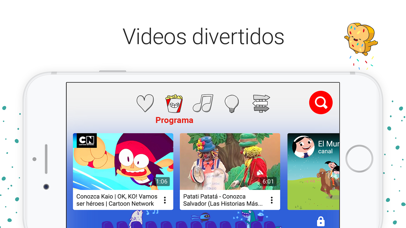Screenshot for YouTube Kids in Chile App Store