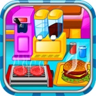 Burger Maker Chef Cooking icon