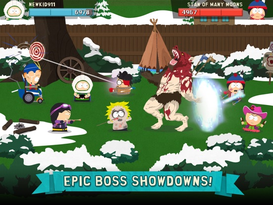 South Park: Phone Destroyer™ screenshot 10