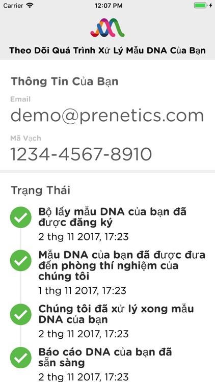 myDNA Vietnam screenshot-3