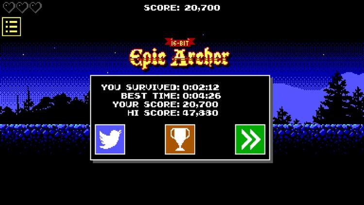 16-Bit Epic Archer screenshot-6