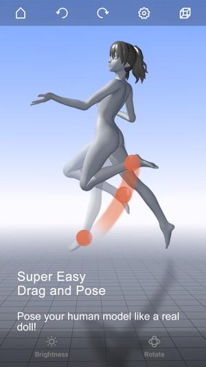 Magic Poser - Art Pose Tool on the App Store