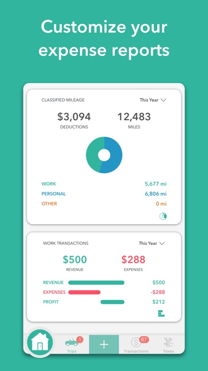 Everlance: Mileage & Expenses screenshot-4