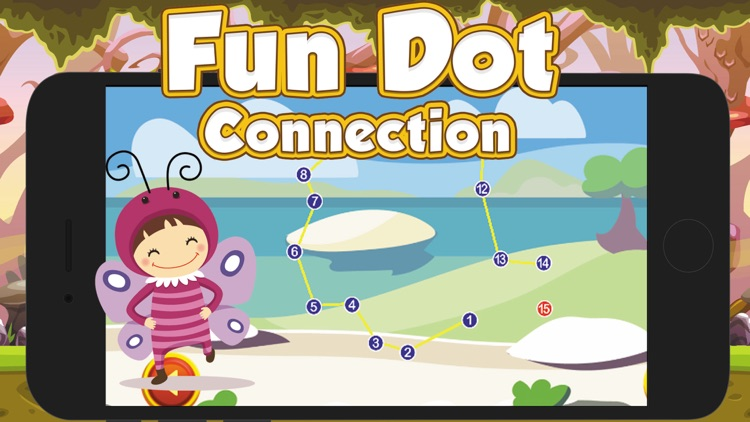 Dot to Dot Connection Fun Game