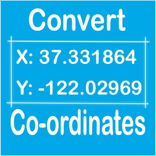 Coordinate Converter DD DMS