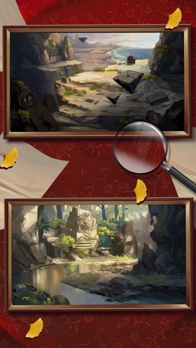 脱出ゲーム 墓地脱出パズル紹介画像1