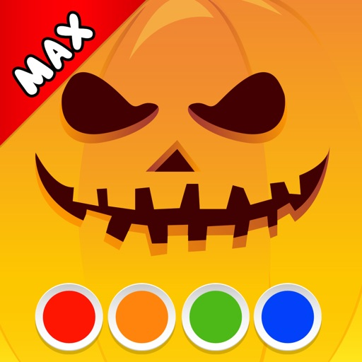 Coloring Your Halloween MAX