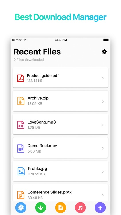Sam : Browser and File Manager