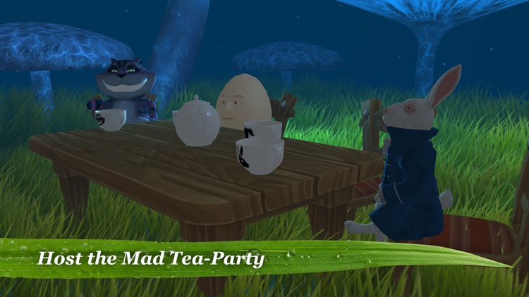 Alice in Wonderland AR quest D