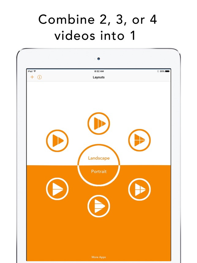Split Screen Videos on the App Store
