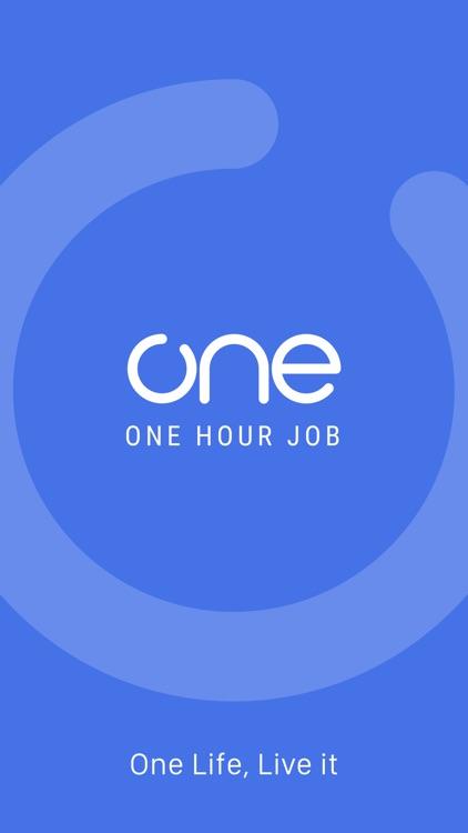 ONE HOUR JOB